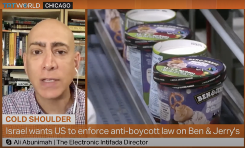 Israel melts down over Ben & Jerry's