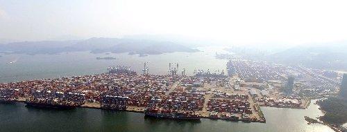El colapso del puerto de Yantian incrementa el costo del transporte marítimo