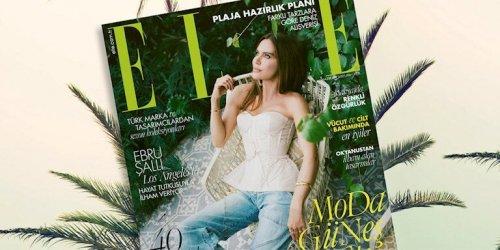Elle Türkiye - cover