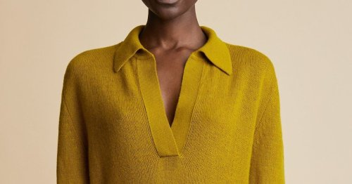 Minimaler Modetrend: Der Polo-Pullover ist der unaufgeregte Look im Herbst 2021