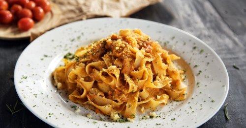Pasta-Rezept von Jamie Oliver: Nudeln selbst machen mit nur 2 Zutaten – und ohne Nudelmaschine!