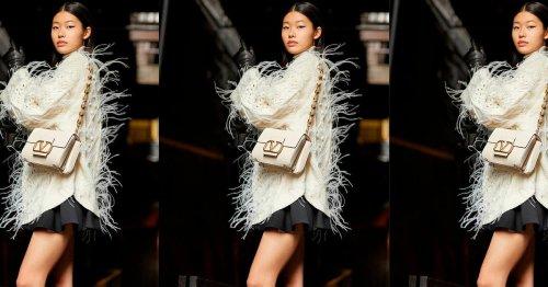 Statement-Knits: Glamouröser Modetrend im Winter 2021
