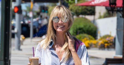 Heidi Klum: Dieses H&M-Kleid ist DER Trend für den Sommer 2021