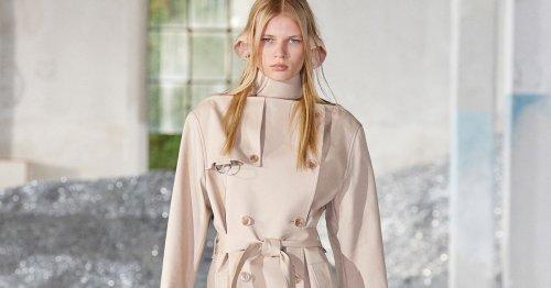 Burberry – Modetrends von der Fashion Week London Frühjahr/Sommer 2022