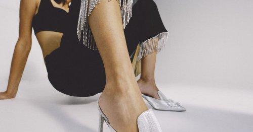 Schuhtrend im Herbst 2021: Schmuck-Schuhe lassen jeden Look erstrahlen