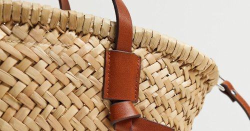 Zuschlagen: Diese Trend-Tasche von Mango ist im Sommer 2021 Modetrend!