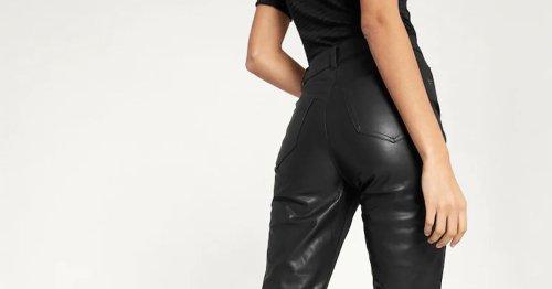 Statt H&M: Diese Edited-Lederhose wird zum wichtigsten Modetrend im Herbst 2021