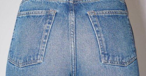 Modetrend: Rigid Denim funktioniert mit wirklich jedem Jeans-Schnitt
