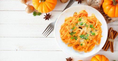 Rezept: Herbstliche One-Pot-Kürbis-Pasta in unter 30 Minuten – unheimlich köstlich!