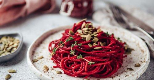 Drunken Pasta: Dieses Rotwein-Spaghetti-Rezept macht Bolo Konkurrenz!