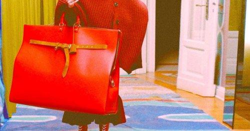 Überdimensionale XXL-Handtaschen: Ist dieser Modetrend absurd oder avantgarde?