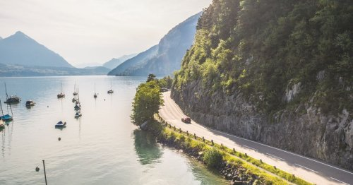 Roadtrip durch die Schweiz: Grand Tour Deluxe über die Alpen