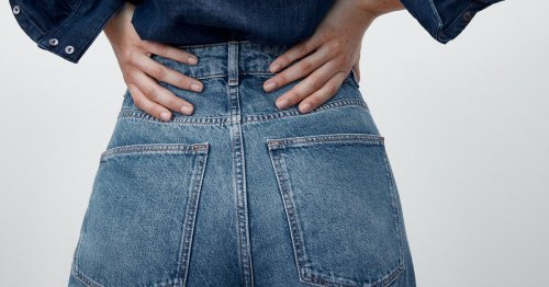 Mom Jeans sind als Modetrend zurück – so sehen sie im Herbst 2021 aus!