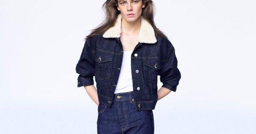 Raw Denim Jeans: Dieser edle Modetrend wird schon von Gigi Hadid getragen!