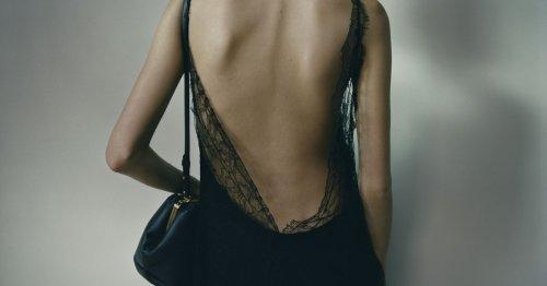 Aufstehen! Lingerie-Kleider sind der edle Modetrend für den Herbst 2021