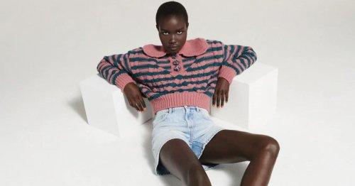 Modischer Streifzug: Gestreifte Pullover sind ein Modetrend, an dem man im Herbst nicht vorbei kommt!