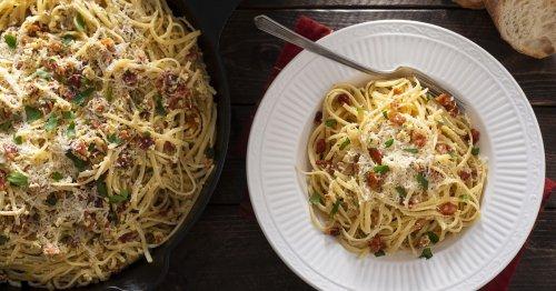 Besser als Spaghetti Carbonara: Das Rezept für scharfe Chili-Cheese-Pasta