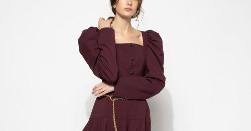 Modetrend: Dunkelrot ist auch im Herbst 2021 wieder Trendfarbe – die schönsten Teile in Burgunder
