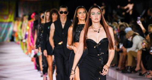 Versace – Modetrends von der Fashion Week Mailand Frühjahr/Sommer 2022