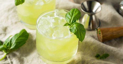 Gin Basil Smash aus dem Thermomix: Das ist das einfachste Cocktail-Rezept der Welt!