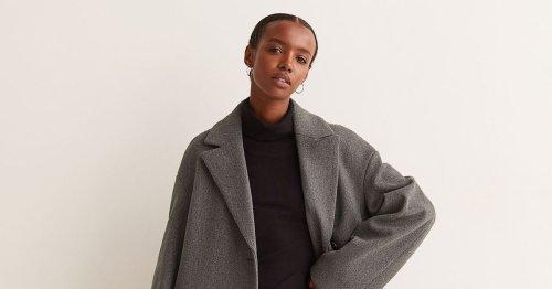 Modetrend: Dieser günstige Mantel von H&M ist im Herbst 2021 unverzichtbar