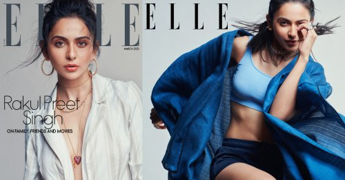 ELLE Cover Star Rakul Preet Singh: The Other Side