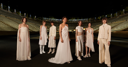 Dior Cruise 2022: The Collection Will Transport You To Ancient Greece