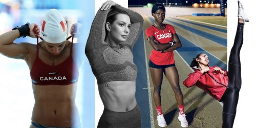 18 Canadian Women You Need to Follow on Instagram During the Tokyo Olympics   Elle Canada