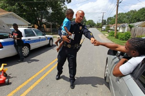 #Police: Escalate Vs. De-escalate; Accountability - cover