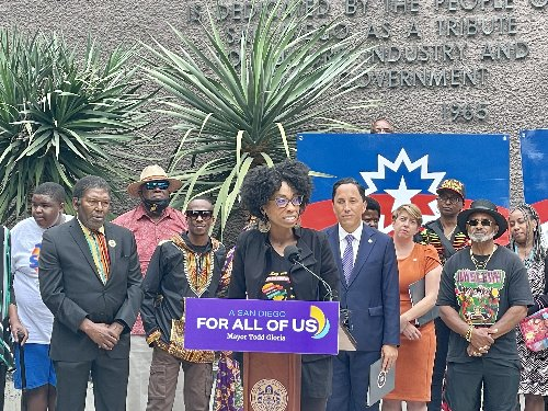 The City Of San Diego Proclaims Juneteenth A City Holiday