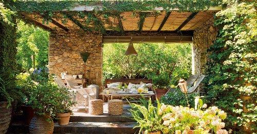 Los 50 mejores porches y terrazas de El Mueble