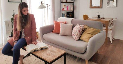 Casas de lectoras: el minipiso de 45 m2 muy bien aprovechado de Clara en el centro de Madrid