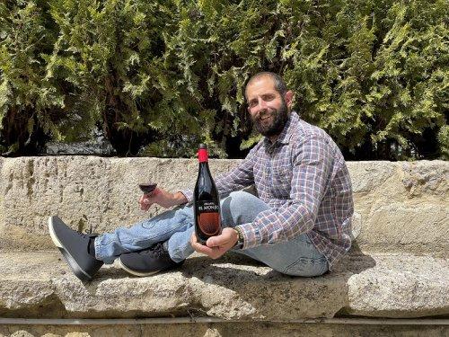 Javier y el vino cerrateño del siglo XXI