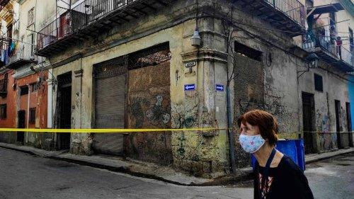 Cuba rompe récord de casos diarios de covid-19 con 2,055