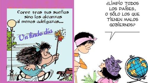 A reír con el humor de Mafalda en la pantalla chica