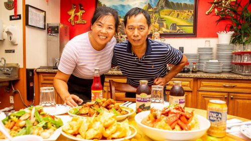 What is the secret to perfect chaufa? This Peruvian-Chinese restaurant in Miami knows