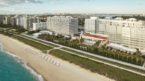 A home fit for a superhero. Wonder Woman actress Lynda Carter buys $15M Surfside condo