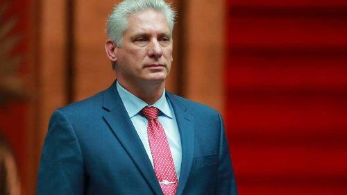 Cuba denuncia intentos de vincular a la isla con las protestas en Colombia