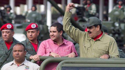 Hijo de Maduro dice que Venezuela apuesta por el capital y la empresa privados