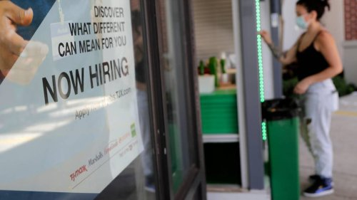 Florida wrestles with 500,000 job openings as 500,000 remain out of work