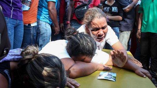 El crimen organizado, una pesadilla para la Policía venezolana