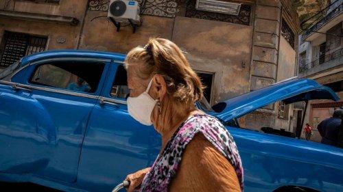 Cuba marca nuevo récord de casos diarios de COVID con 1,537