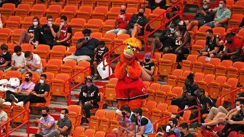 El Heat aumenta capacidad en su arena y flexibiliza reglas contra el COVID para playoffs