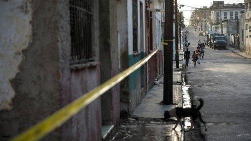 Cuba registra 1,071 casos de covid-19 y 14 fallecidos en un día