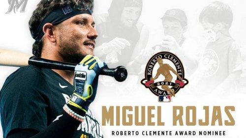 Miguel Rojas se asegura su opción para el 2022, pero sería bueno verlo mucho más allá en Miami