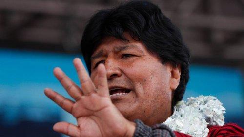 Evo Morales dice que EEUU fracasa en su lucha contra el narcotráfico