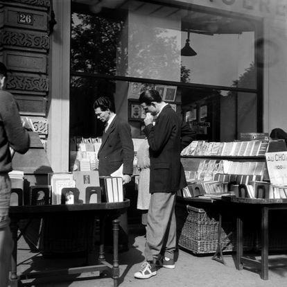 Adiós a Gibert Jeune, un templo del libro en París