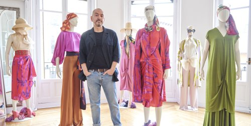 Juan Duyos: «De las grandes crisis surgen los grandes cambios en moda»