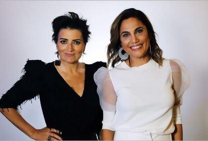 Silvia Abril y Toni Acosta, unas payasas irremediables