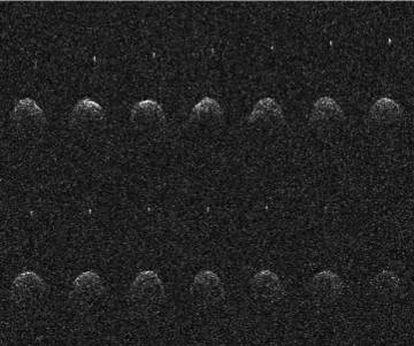 Un láser para que la Tierra aprenda a esquivar asteroides